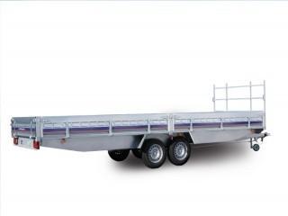 C3062HT Niewiadów przyczepa ciężarowa dwuosiowa