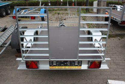 B7320M4 Niewiadów przyczepa do przewozu quadów