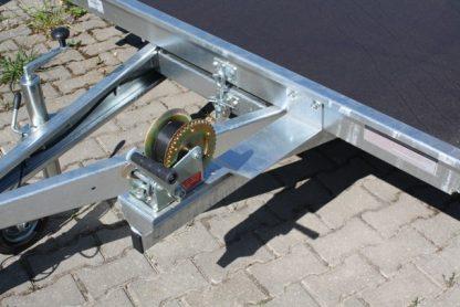 N7-305 multi Neptun przyczepa jednoosiowa o DMC 750kg