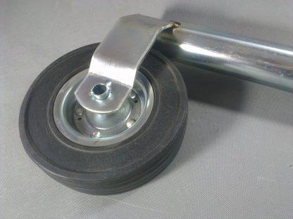 Koło podporowe 60mm bez obejmy kubix