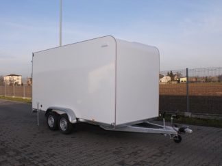 Furgon izolowany Tomplan TFS 420T.00 DMC 2700kg