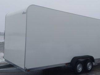 Furgon izolowany Tomplan TFS 550T.00 DMC 2700kg