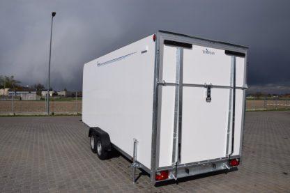 Furgon izolowany Tomplan TFS 600T.01 DMC 3000kg
