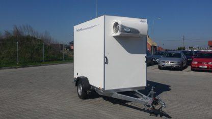 Przyczepa izotermiczna Tomplan TFI 250.00 DMC 1300kg