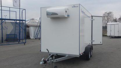 Przyczepa izotermiczna Tomplan TFI 330T.00 DMC 2000kg
