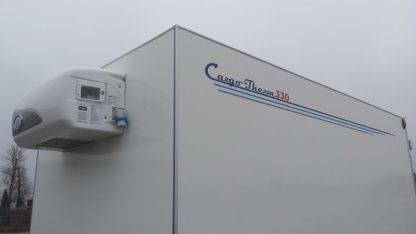 Przyczepa izotermiczna Tomplan TFI 330T.01 DMC 2700kg