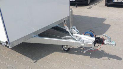 Przyczepa izotermiczna Tomplan TFI 430T.03 DMC 3500kg