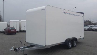 Furgon izolowany Tomplan TFS 500T.01 DMC 2700kg