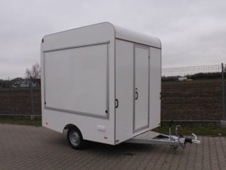 Tomplan TH 251.00 DMC 1300kg commercial trailer