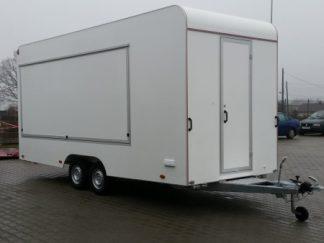 Przyczepa handlowa Tomplan TH 422T.00 DMC 2000kg
