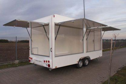 Tomplan TH 522T.01 DMC 2700kg commercial trailer