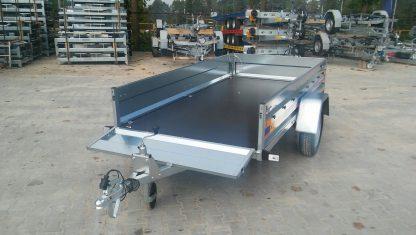 BEG7527U Niewiadów przyczepa jednoosiowa o DMC 750kg