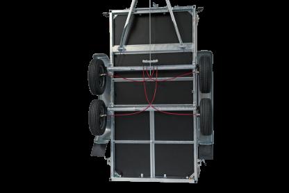 N13-263 2 pro Neptun przyczepa dwuosiowa o DMC 1300kg