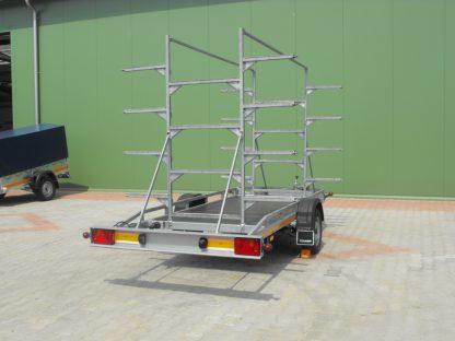 Przyczepa SYLAND do przewozu kanu lub kajaków DMC 750kg