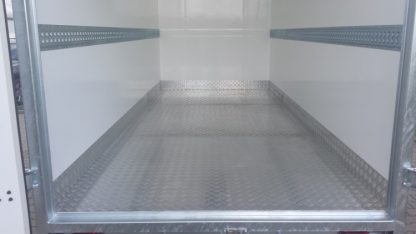Przyczepa izotermiczna Tomplan TFI 430T.00 DMC 2000kg