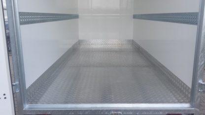 Przyczepa izotermiczna Tomplan TFI 430T.01 DMC 2700kg