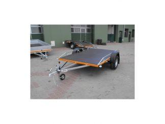 Przyczepa Platforma Syland Niehamowana DMC 320-750kg