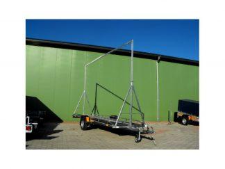 Przyczepa Reklamowa Syland Niehamowana DMC 320-750kg