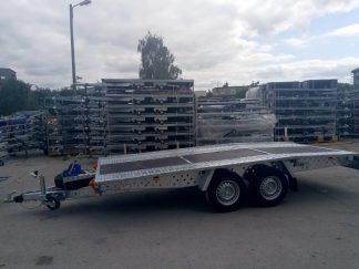 Syland Laweta Dwuosiowa Hamowana DMC 1400-2700kg