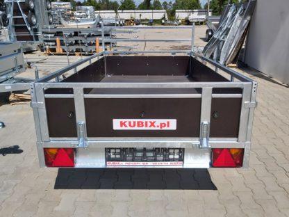 GN079 Remorque Trailwood Bois Neptun simple essieu avec un DMC de 750kg
